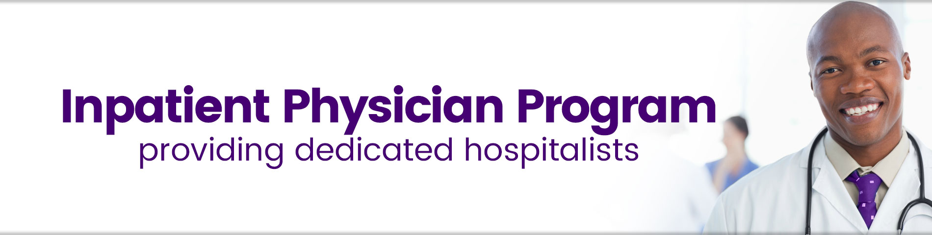 Inpatient Physician Program